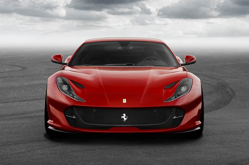 2018 Ferrari 812 Superfast Launched In India For Rs 52