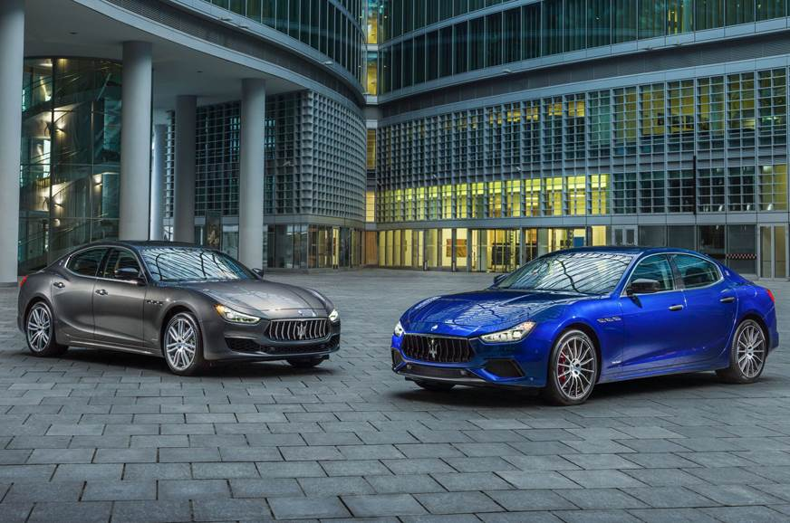 2018 Maserati Ghibli Luxury Sedan Launched In India At Rs 1 34 1 45