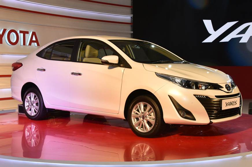 Toyota Yaris India Bookings Open