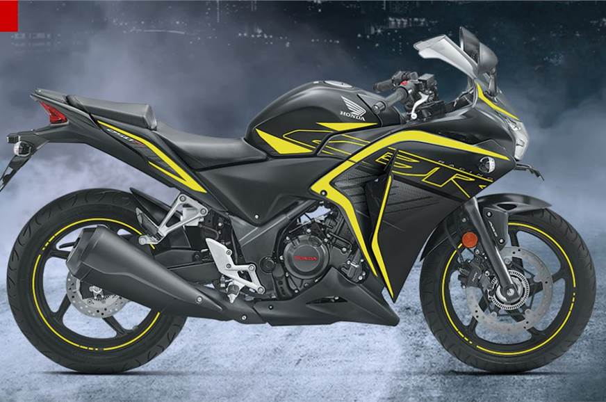2018 Honda Cbr 250r Launched At Rs 163 Lakh Autocar India