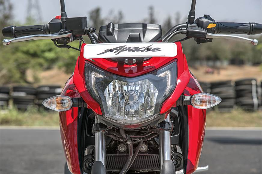 2018 tvs apache rtr 160 4v 5 things you need to know autocar india