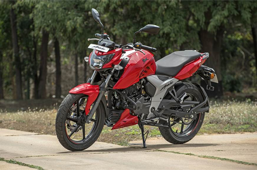 2018 TVS Apache RTR 160 4V: 5 things you need to know - Autocar India