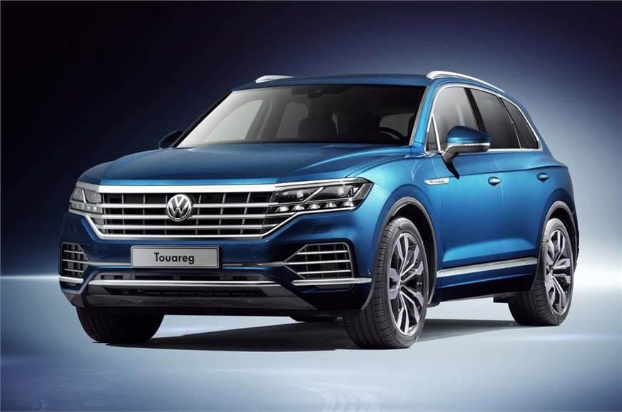 New Volkswagen Touareg Revealed Autocar India