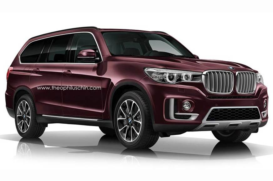 Sportier BMW X7 SUV In The Works