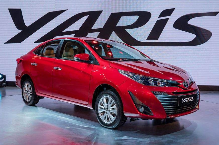 2018 Toyota Yaris Mid Size Sedan And Honda City Rival To Launch In