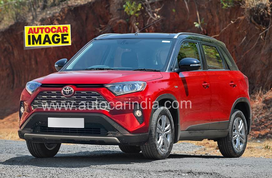Suzuki And Toyota To Share Certain Models In India Autocar India