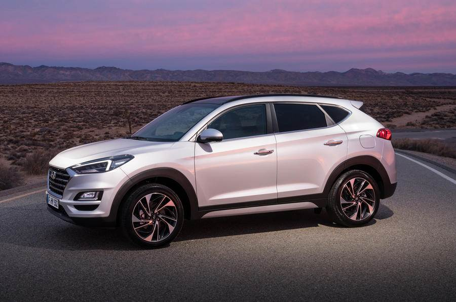Hyundai Tucson Suv Facelift Revealed Autocar India