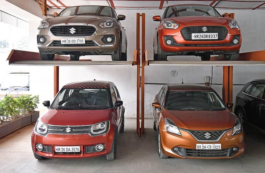 Maruti Suzuki Ends Fiscal 2018 With Record Sales Autocar India