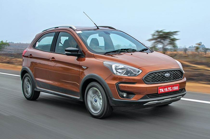 2018 Ford Freestyle Crossover 1 2 Petrol And 1 5 Diesel Review Test