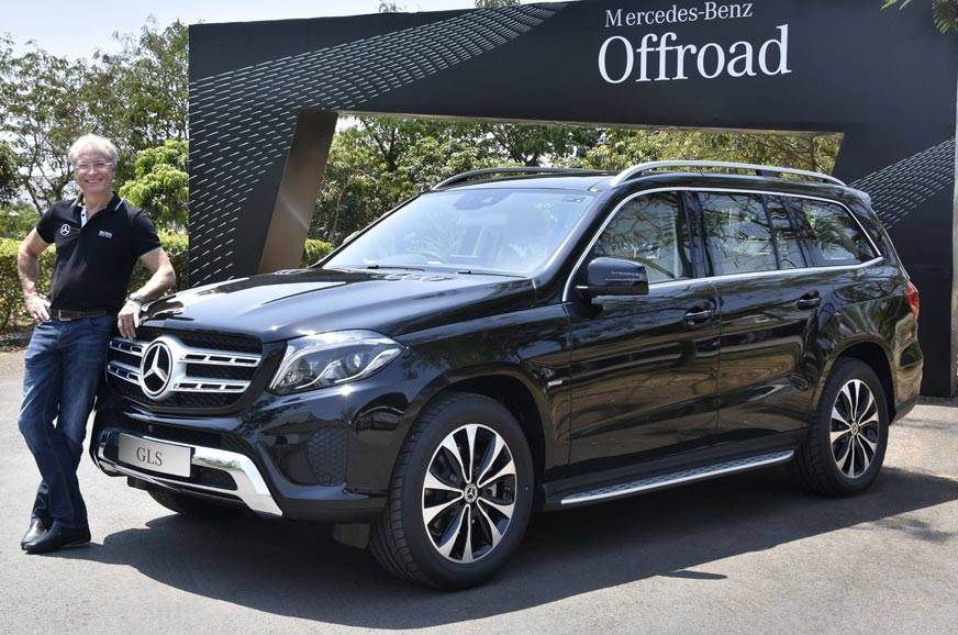 2018 Mercedes Gls Grand Edition Launched At Rs 86 90 Lakh