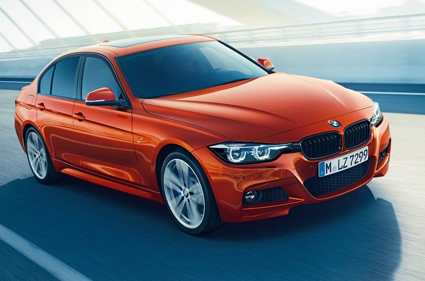 Bmw 3 Series Sedan Shadow Edition Special Edition Launched In India