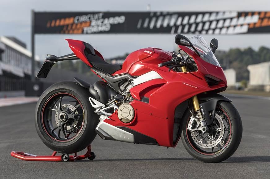 Ducati Panigale V4 goes on sale again - Autocar India
