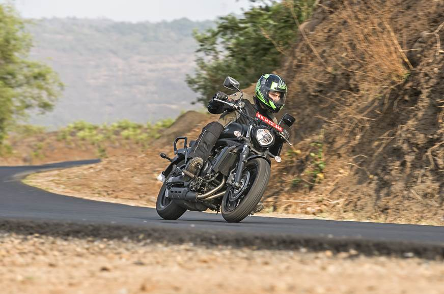 2018 Kawasaki Vulcan S Review Test Ride Price In India And