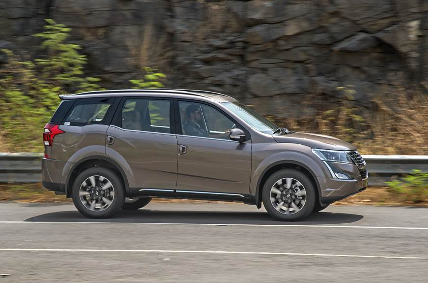 2018 Mahindra Xuv500 Facelift Suv Review Test Drive Autocar India