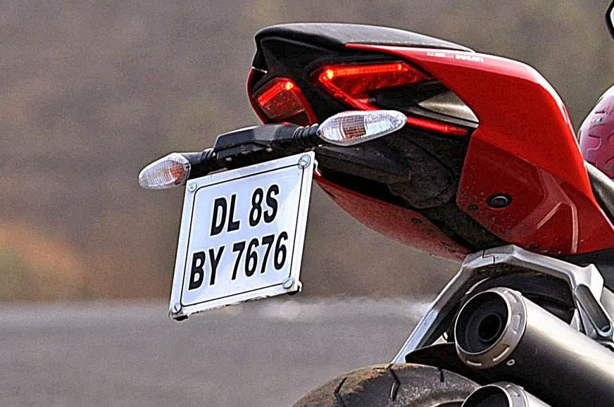 Delhi to offer VIP number plates for two-wheelers ...