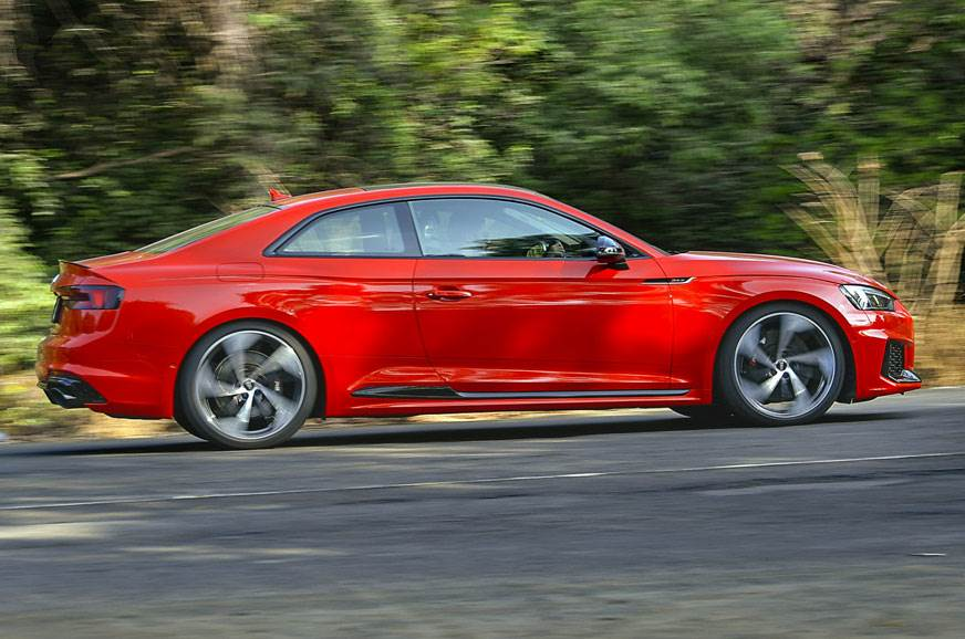 2018 Audi Rs5 Review Test Drive Of The Sports Coupe Autocar India