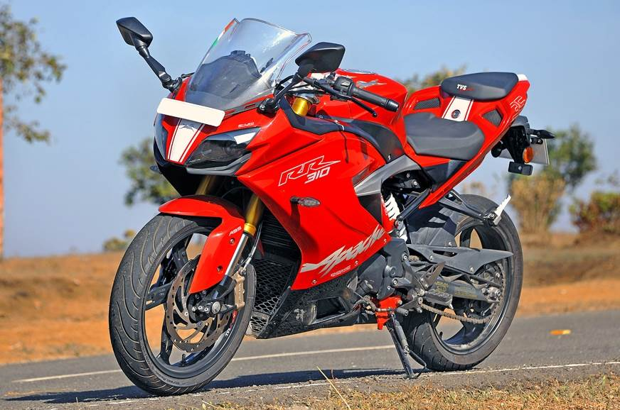 TVS Apache RR 310 waiting period up to 4 months - Autocar India
