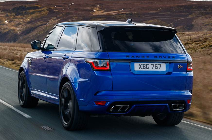 2018 Range Rover Sport SVR Facelift Review Test Drive