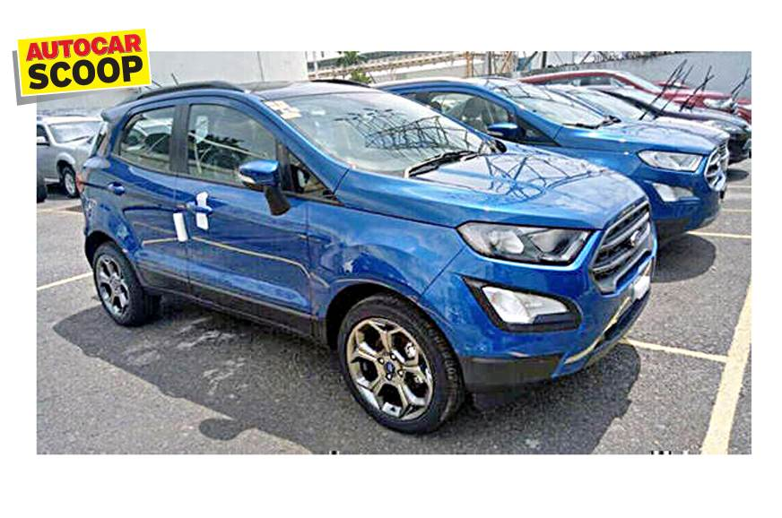Scoop Ford To Bring Back Ecoboost On The Ecosport Autocar
