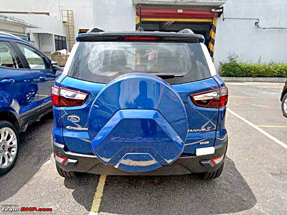 Ford To Bring Back Ecoboost On The Ecosport Autocar India