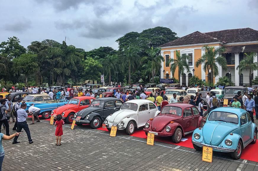 2018 Goa Vintage Bike and Car Festival on April 29 - Autocar India