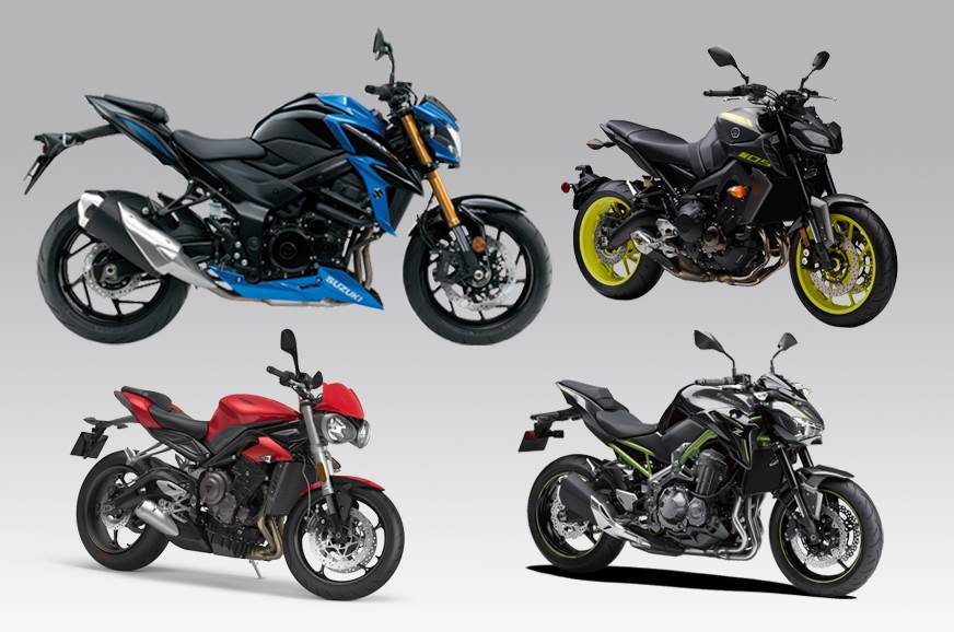 2018 Suzuki GSX-S750 vs rivals: Specifications comparison