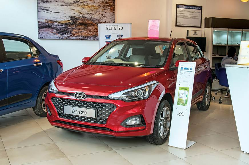 New I20 Tops Hyundai Sales Chart Autocar India