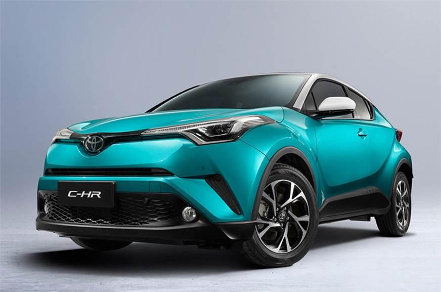 Toyota To Introduce C Hr Plug In Hybrid
