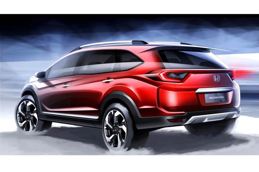 New Honda Suv >> Exclusive Honda Readying Two New Suvs For India Autocar India