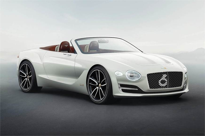 The Bentley Sd 6e Concept Has Been Well Received