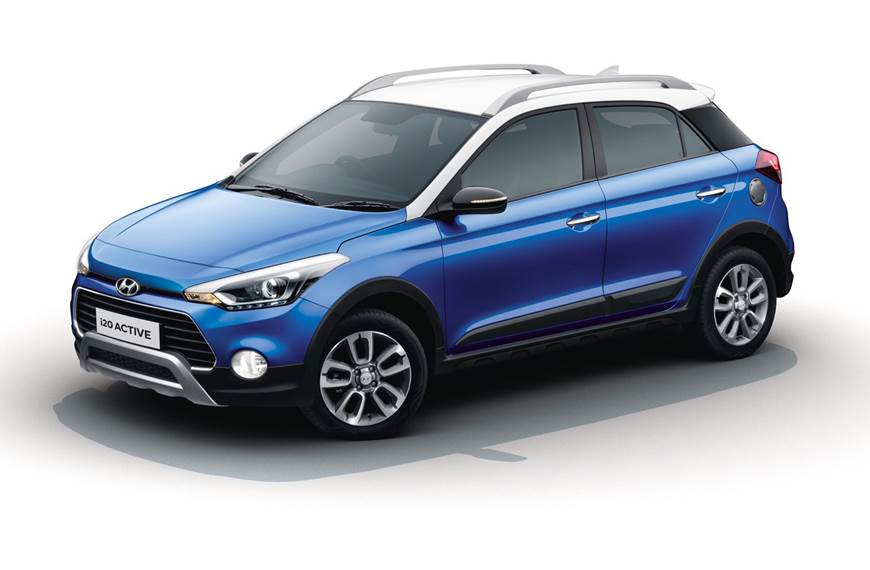 hyundai i20 active facelift cross-hatch launched at rs 6.99 lakh