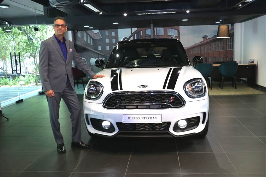 Mini Confident Of Doubling India Sales With New Countryman Autocar
