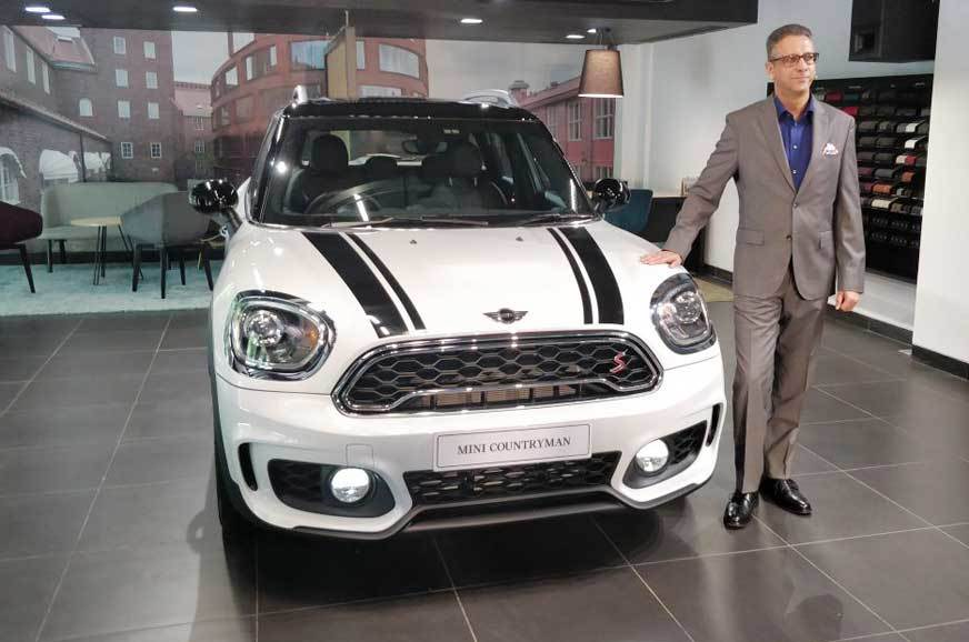 Mini Countryman Suv India Price Engine Details Specifications