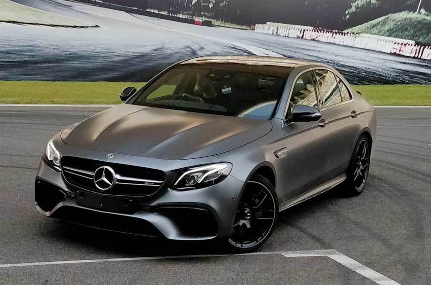 2018 Mercedes Amg E 63 S 4matic Launched At Rs 1 5 Crore