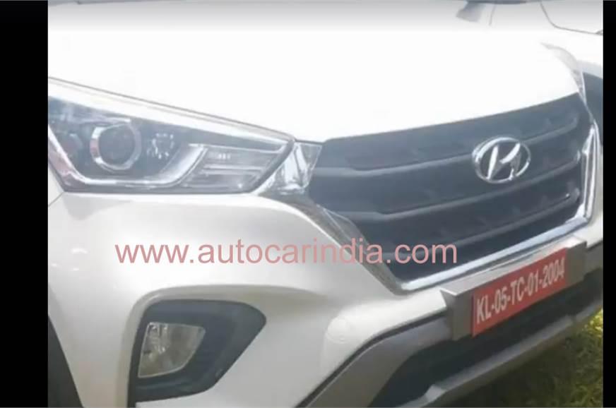 2018 Hyundai Creta facelift expected price, sunroof, launch date and