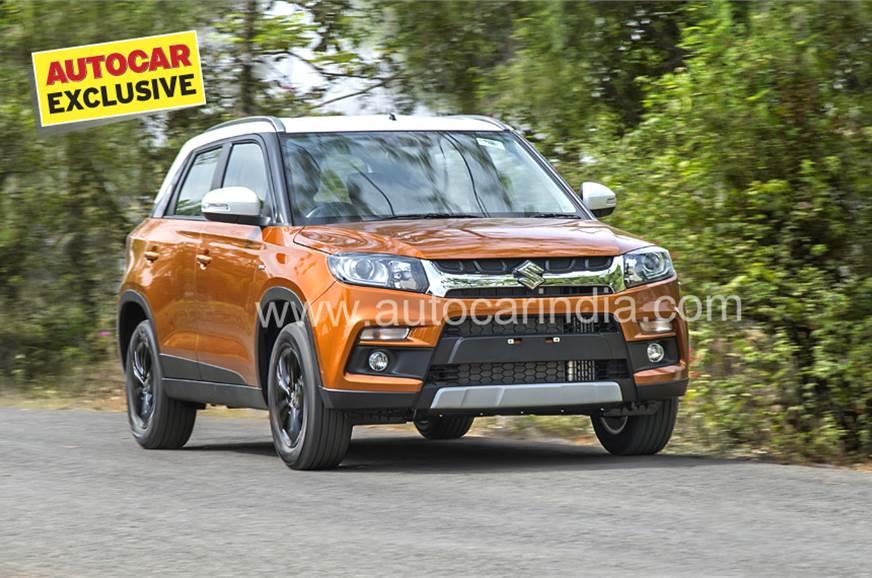 2018 Maruti Vitara Brezza AMT review, test drive of the