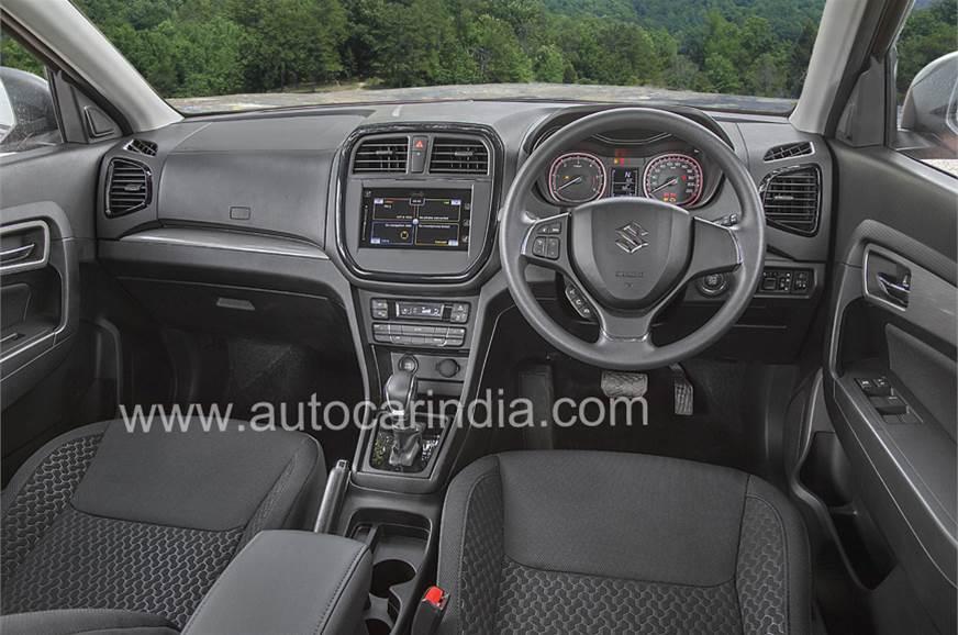 2018 Maruti Vitara Brezza AMT review, test drive of the automatic