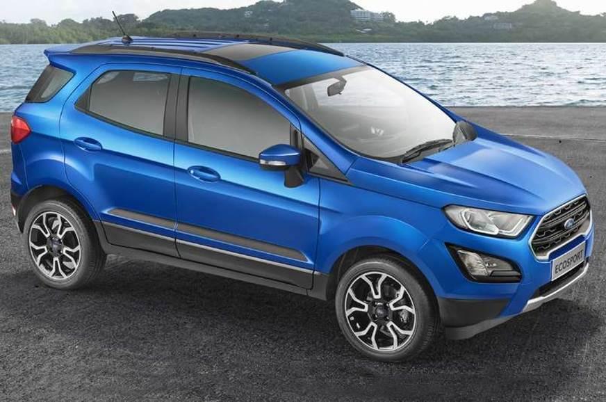 Ford Ecosport Facelift Price Variants Engine Details Equipment