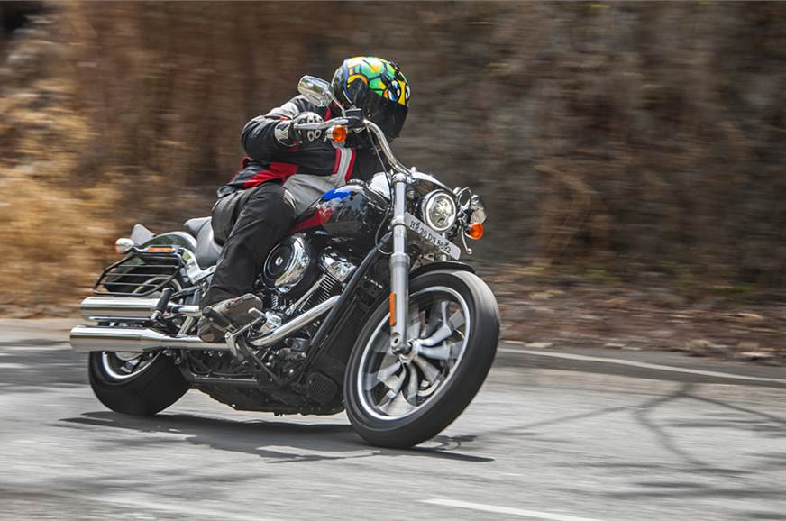 2018 Harley-Davidson Low Rider review, test ride - Autocar India
