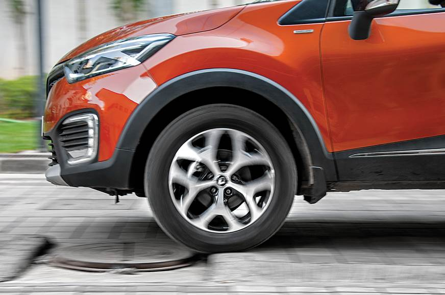 2018 Renault Captur long term review, first report - Autocar India