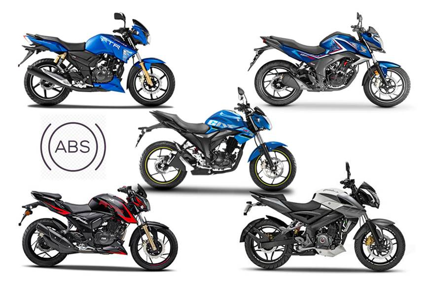 Best 10 Affordable Abs Equipped Bikes Under 2 Lakhs In India