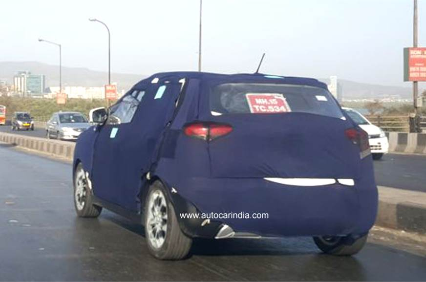 Mahindra Xuv300 India Launch Date Expected Price Model Code S201