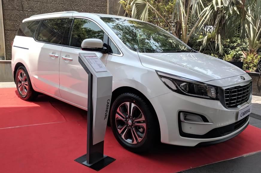 Kia Grand Carnival Mpv 5 Things To Know Autocar India