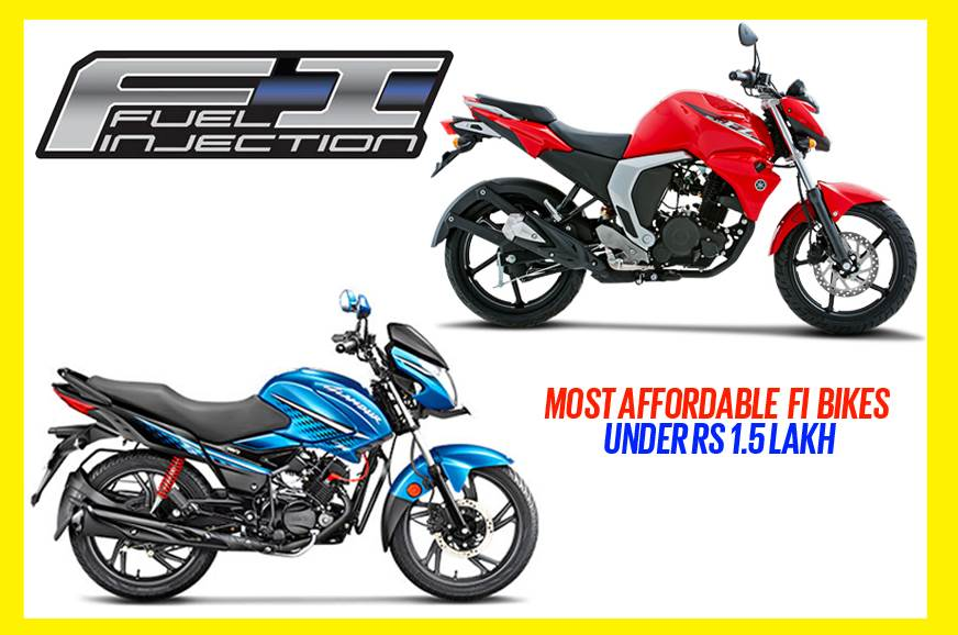 13 fuel-injected bikes in India under Rs 1 5 lakh - Autocar
