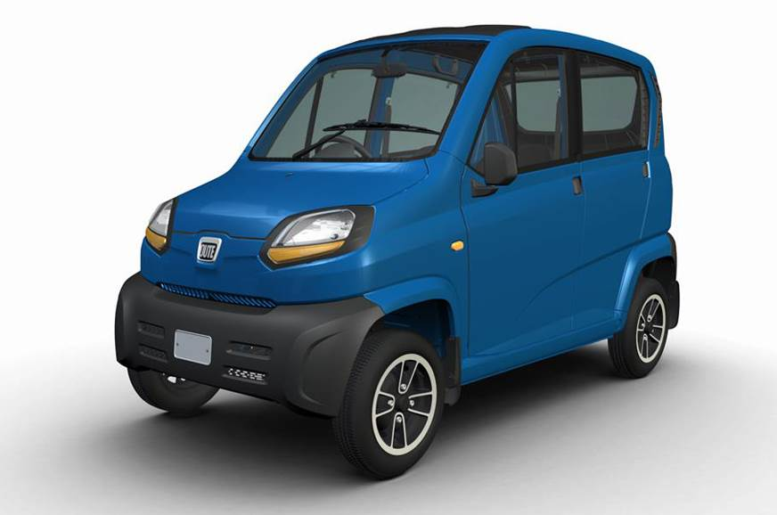 MoRTH approves quadricycle as new vehicle category - Autocar