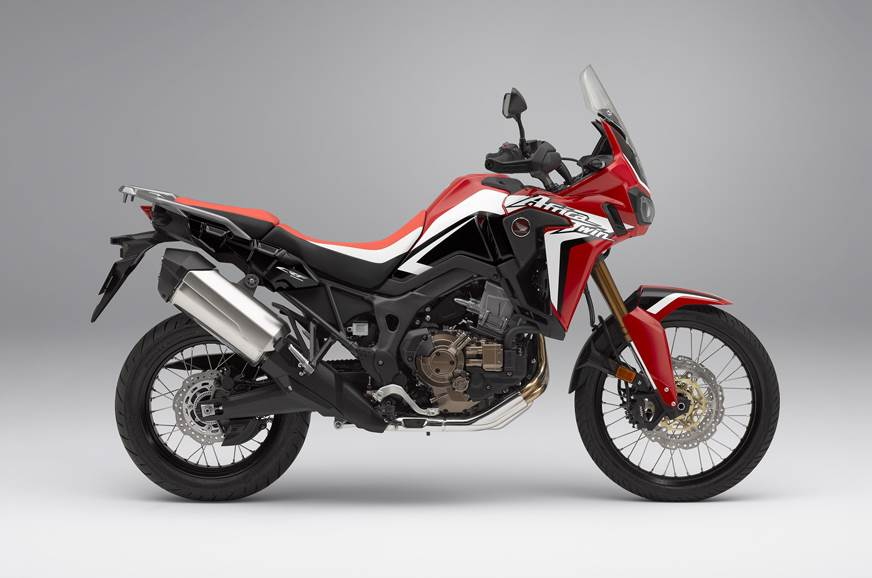 2018 honda africa twin launched at rs lakh autocar india. Black Bedroom Furniture Sets. Home Design Ideas