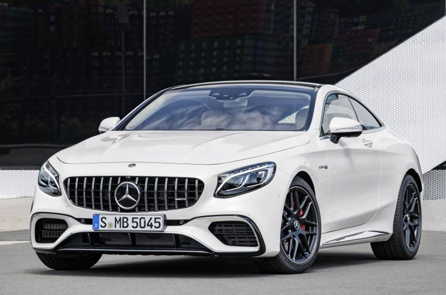 Mercedes Amg S 63 Coupe Launch On June 18 Autocar India