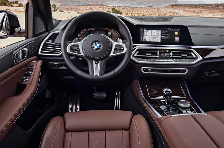 All New Bmw X5 Revealed