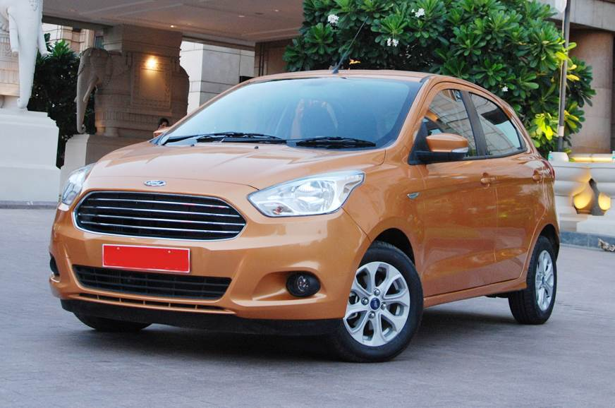 Ford Offering Discounts Up To Rs 1 Lakh On The Figo Aspire