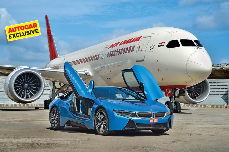 Bmw I8 And Boeing 787 A Brave New World Feature Autocar India